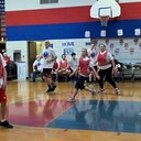 60th Annual Patriot Basketball Tournament-Alumni Game photo album thumbnail 6